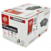 Pastilha Freio Traseiro Ceramica Ferodo C3 C4 307 Fluence HQF2085