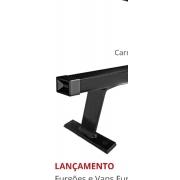 Rack De Teto Linha Pesado 80 kg Fiat Fiorino 2014 2015 2016 2017 2018 2019