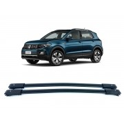 Rack Travessa de Teto VW T-cross Com Longarina no Teto
