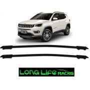 Rack Travessa Jeep Compass Após 2017 LongLife Light