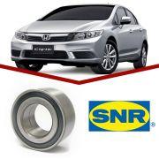 Rolamento Roda Dianteira New Civic 2006 a 2016 Original Snr