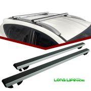 Travessa Universal Para Carros Com Longarina Aluminio Long Life Grip
