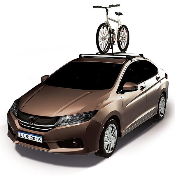 Suporte Calha Transbike Aluminio Black Longlife Bike Bicicleta  - Unicar