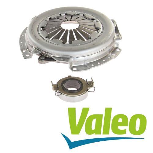 Kit Embreagem Toyota Corolla / Fielder 1.6 / 1.8 92/08 Valeo