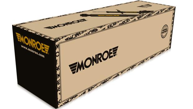 Par Amortecedor Dianteiro Journey Freemont Par Original Monroe 72509 72510  - Unicar