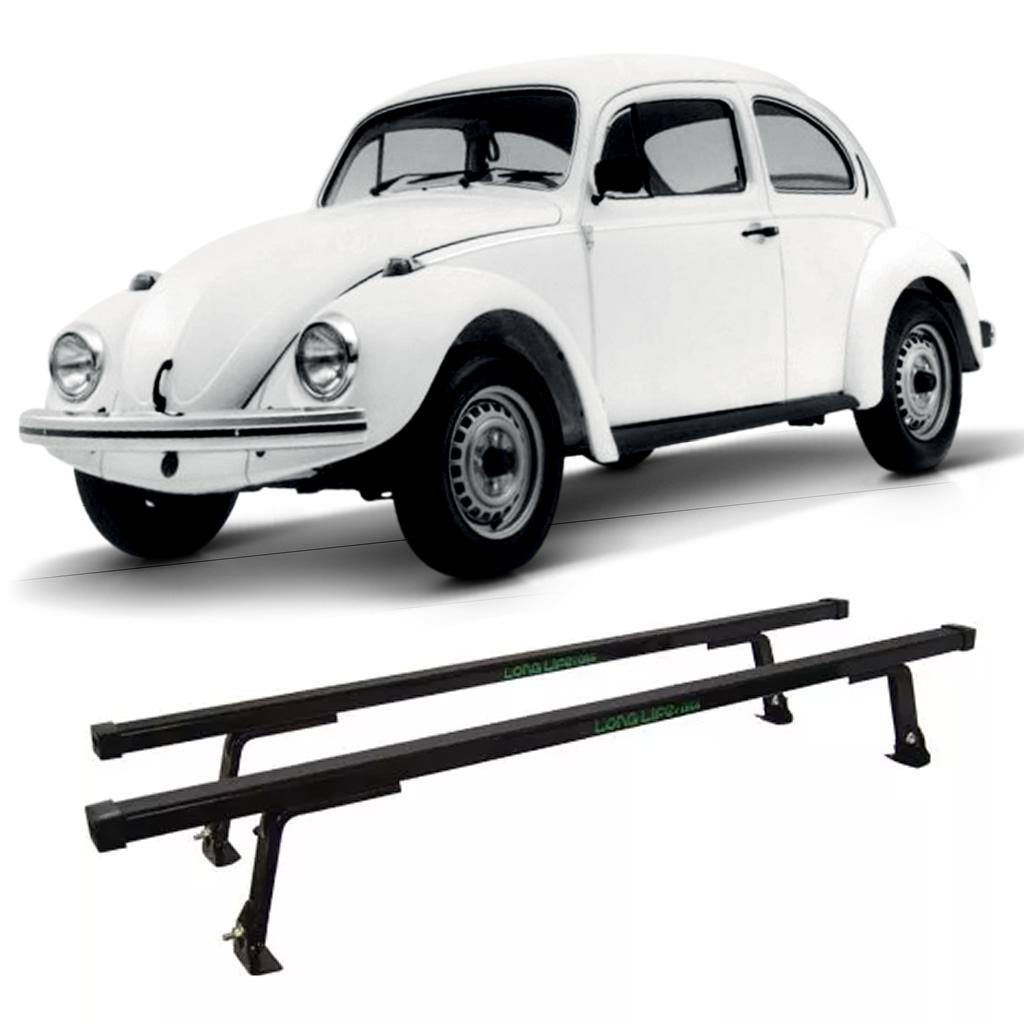 Rack Transversal Fusca 1959 a 1996 Longlife Surf  - Unicar
