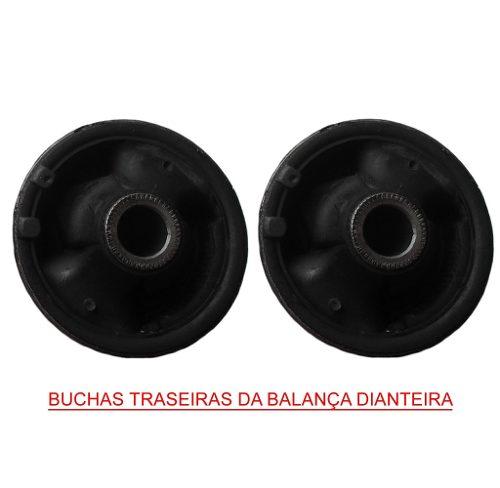 Kit Buchas Corolla E Fielder Bandeja Balanca Dianteira Axios  - Unicar