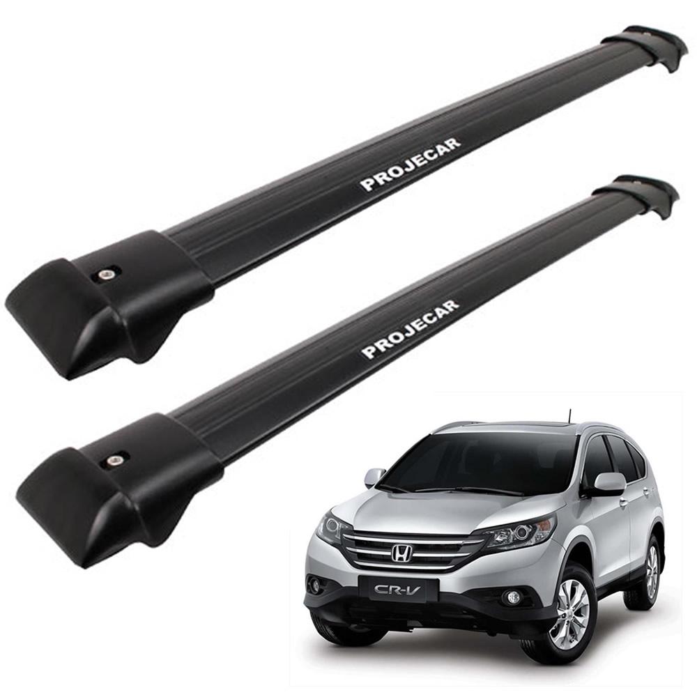 Rack Travessa Honda CRV 2012 Em Diante Projecar Aluminio  - Unicar