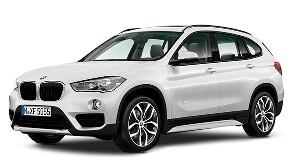 Rack Teto Bagageiro BMW X1 com Longarina Integrada 2013 Em Diante Longlife Sports Aluminio  - Unicar