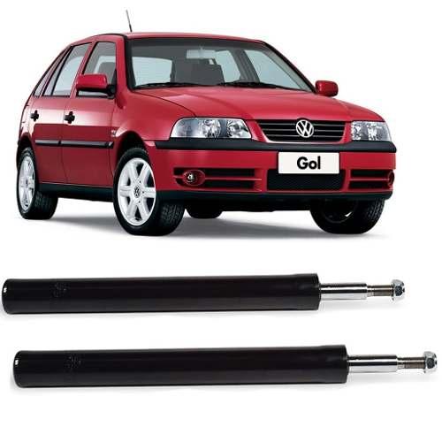 Par Amortecedor Dianteiro Volkswagen Gol Parati Saveiro G1 a G4 Nakata