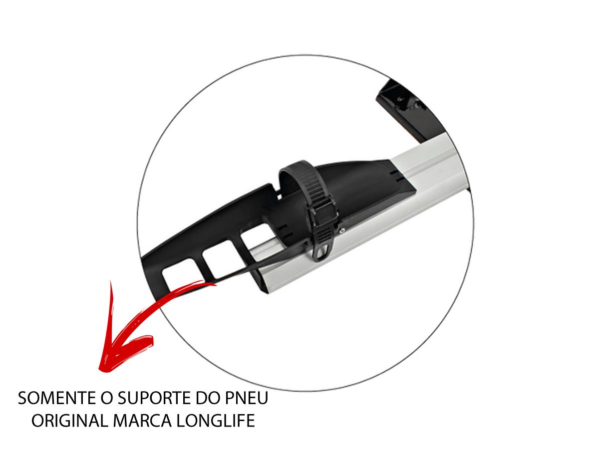 Berco Suporte Pneu Calha Bike LongLife Premium Feito em Plastico de Engenharia  - Unicar