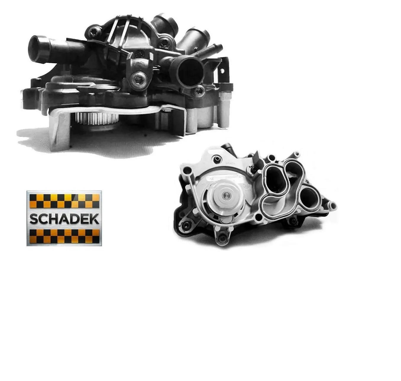Bomba d Agua com Correia Audi A1 A3  VW Golf Jetta Tiguan 1.4 16V EA211 Após 2013