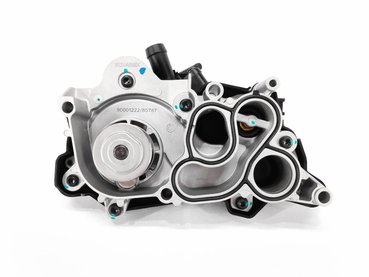 Bomba d Agua VW Fox Gol Saveiro 1.6 MSI Up 1.0 12V Após 2014  - Unicar