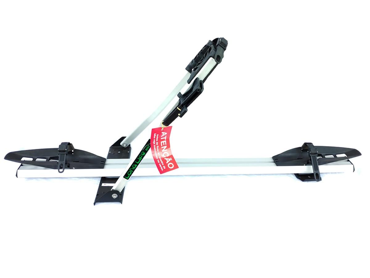 Calha De Bicicleta Transbike Aluminio Com Sistema Travamento LongLife Bike Aro 29