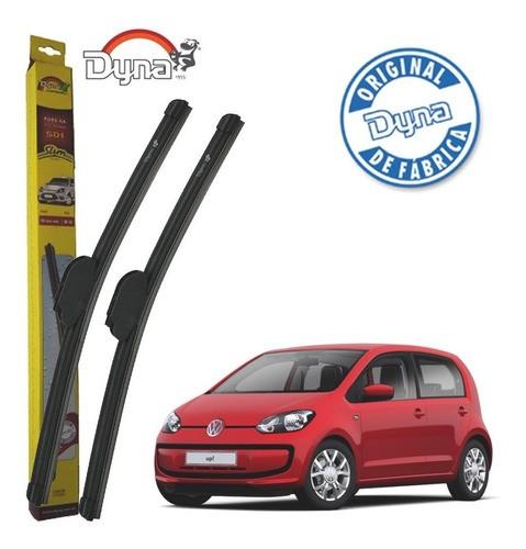Jogo Palheta Dianteira Volkswagen Up! 2014 em Diante Original Dyna  - Unicar