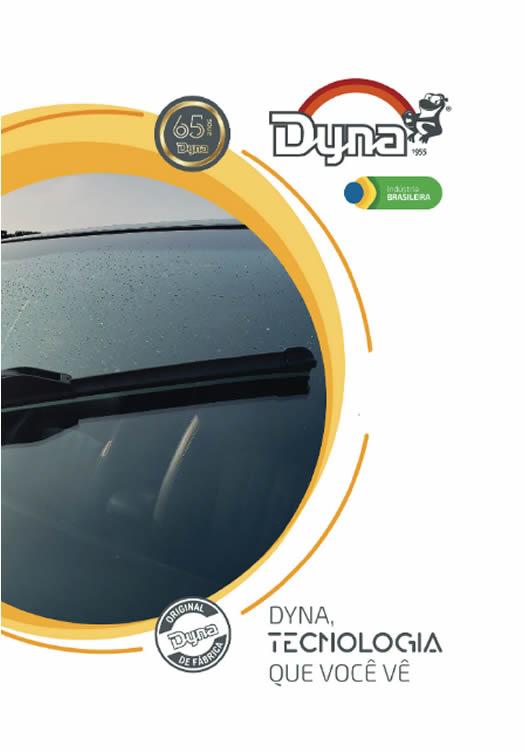 Jogo Palheta Limpador Dianteiro VW T-Cross Após 2019 Original Dyna  - Unicar