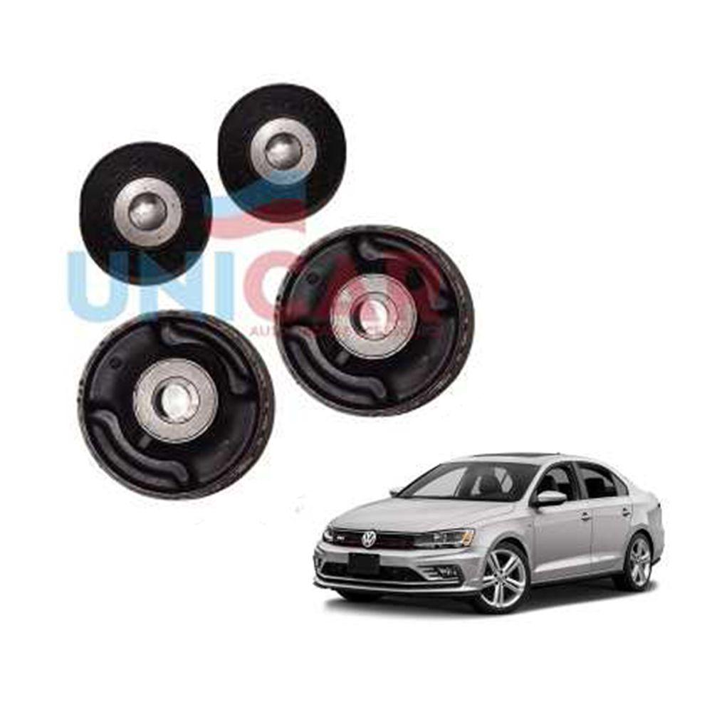 Kit 4 Buchas Balança Dianteiras VW Jetta 2012 Em Diante