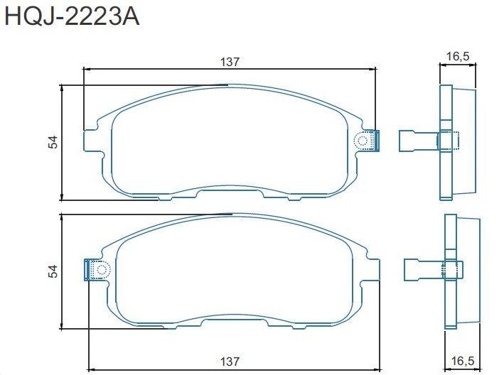 Kit Disco e Pastilha Freio Dianteiro Nissan Sentra 2.0 2014 em diante  - Unicar