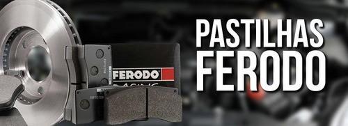 Kit Pastilha + Disco Freio Dianteiros e Traseiros Corolla Fielder 2003 a 2008