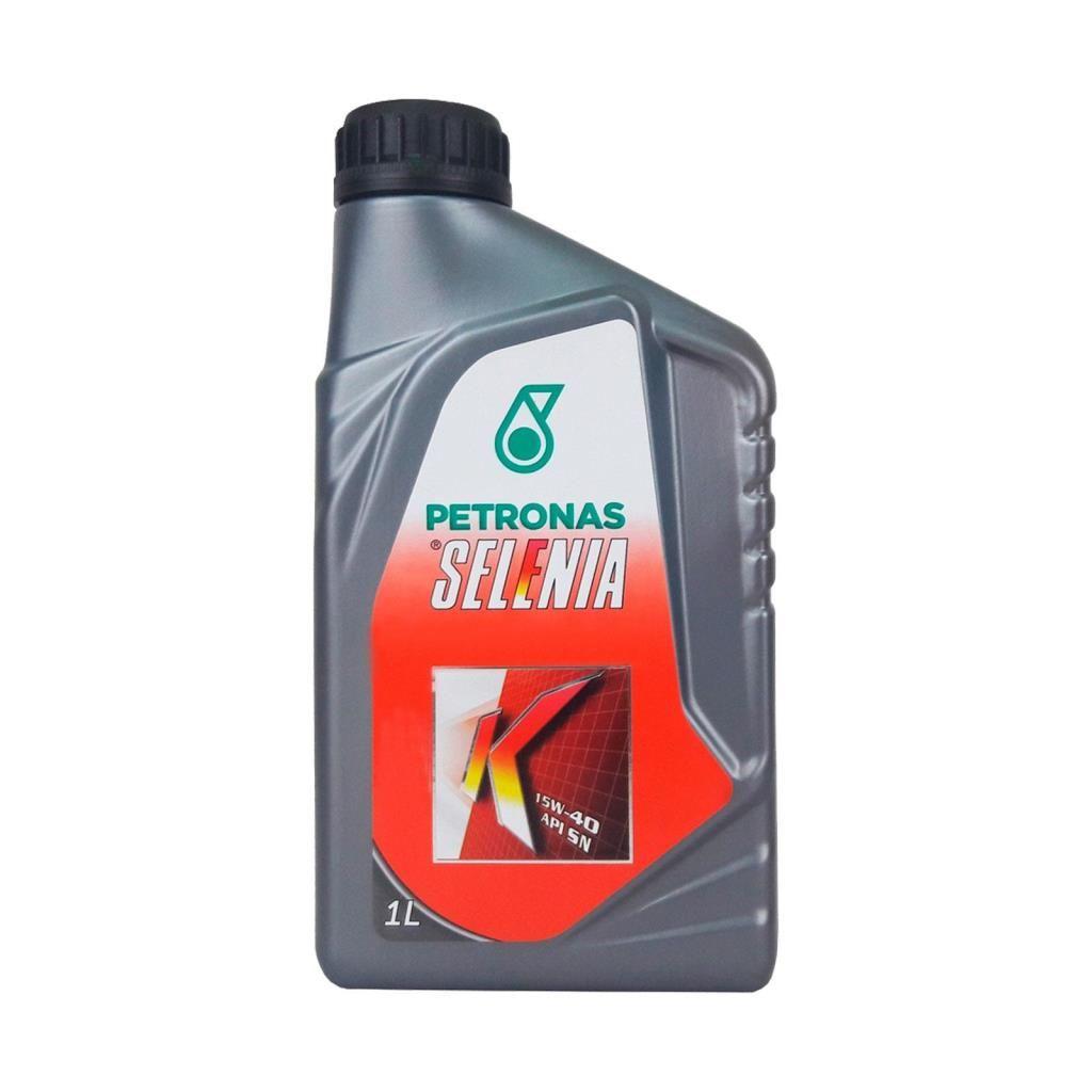 Kit Troca de Oleo + Filtro Fiat Doblo Fiorino Idea Palio Punto Siena Strada Uno Selenia K 15W40