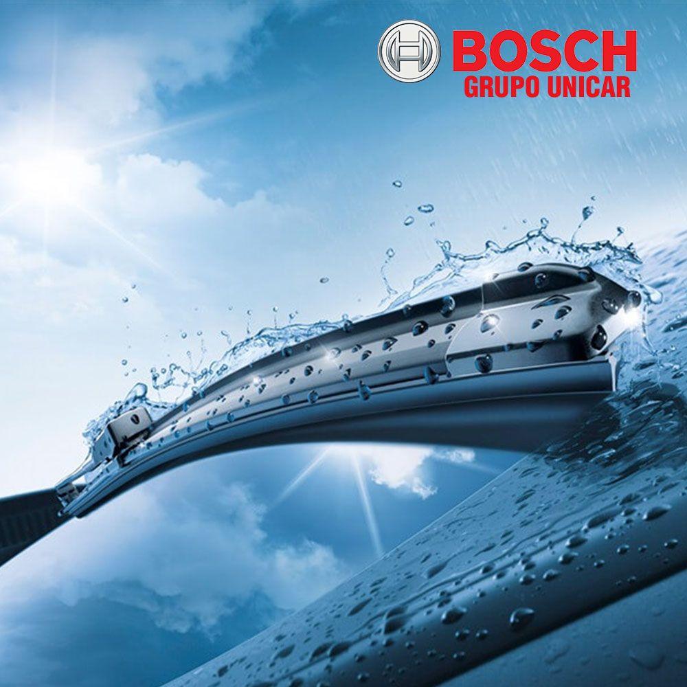 Palheta Limpador Dianteira Bosch Aerotwin Fluence 2011 a 2015