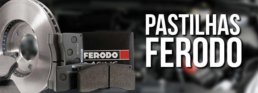 Pastilha Freio Dianteiro Ceramica Ferodo Fox CrossFox Polo Golf Saveiro Audi A3 Golf Bora New Beetle