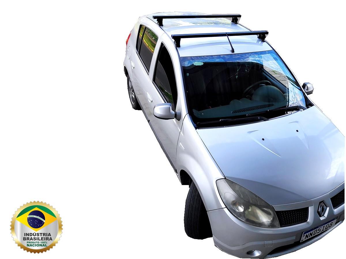 Rack Teto Bagageiro Logan / Sandero Todos Modelos Exceto StepWay  - Unicar