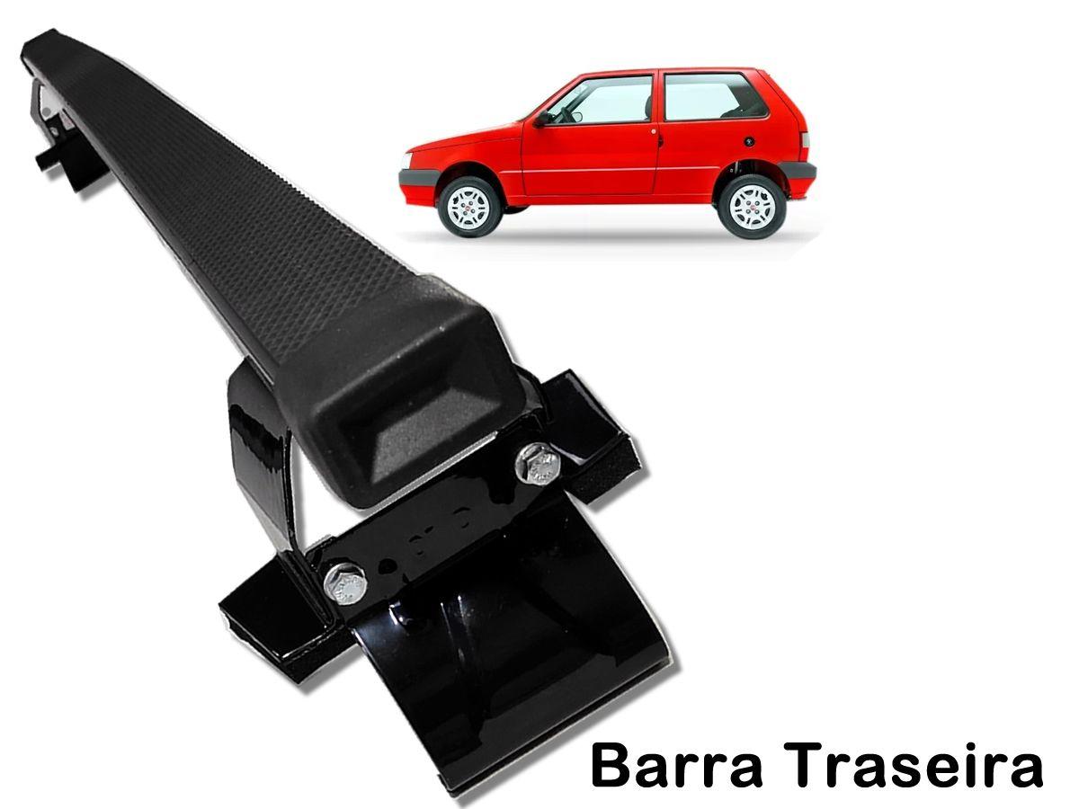 Rack Teto Bagageiro Uno 2 portas - Todos Modelo Quadrado  - Unicar