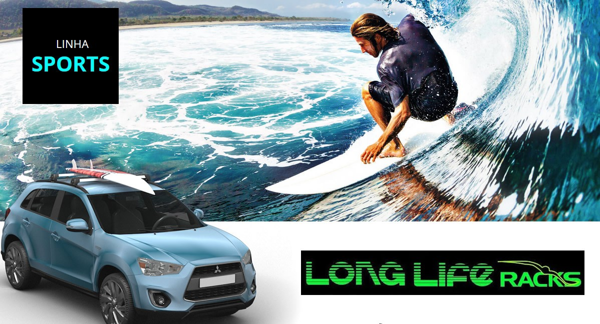 Rack Teto Bagageiro Nissan Versa Sedan Longlife Modelo Aluminio Preto  - Unicar