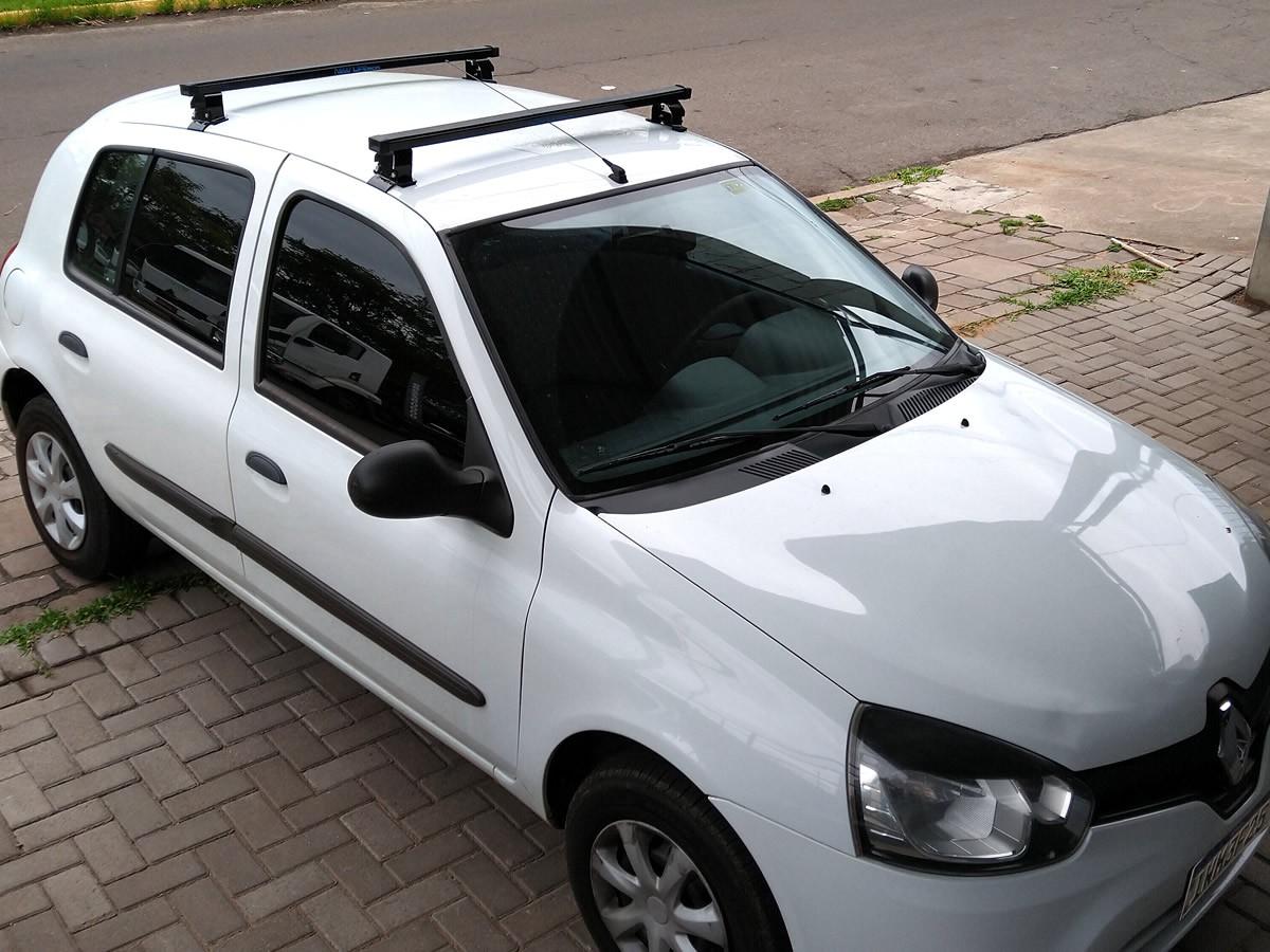 Rack teto Bagageiro Renault Clio Symbol 4 Portas Após 2000