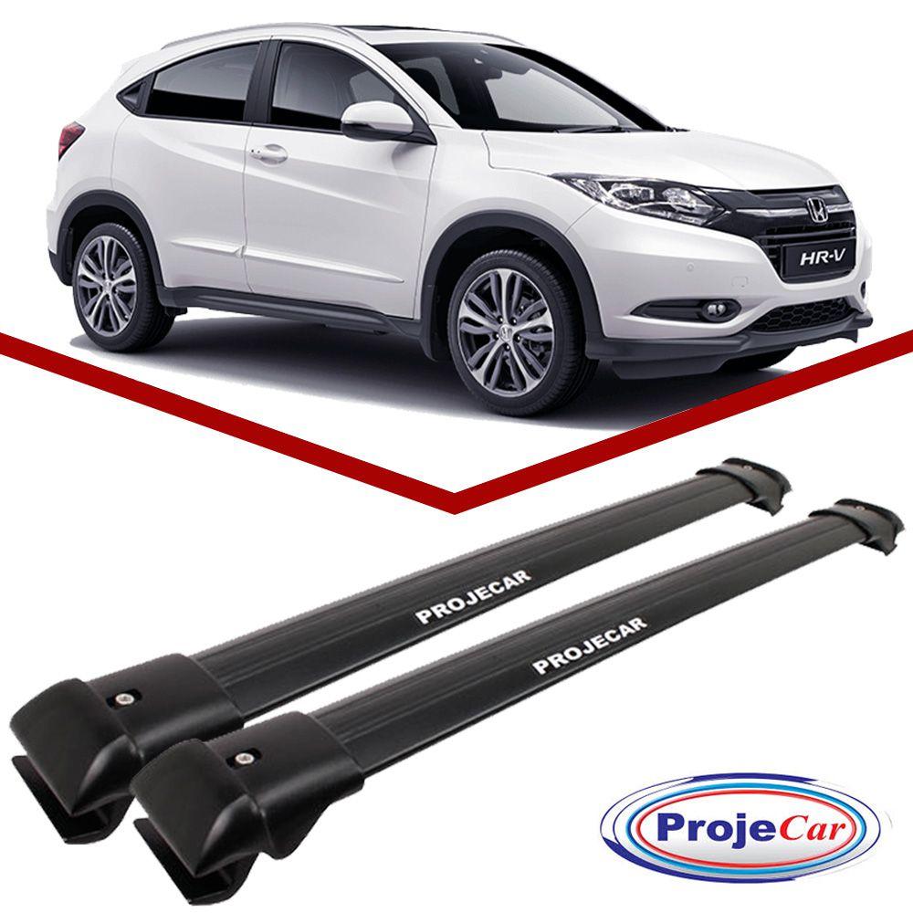 Rack Travessa Honda HRV Teto Projecar Original