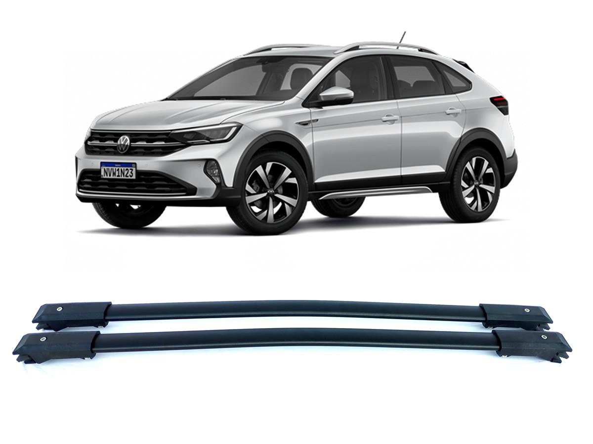 Rack Travessa Teto VW Nivus Com Longarina Após 2020