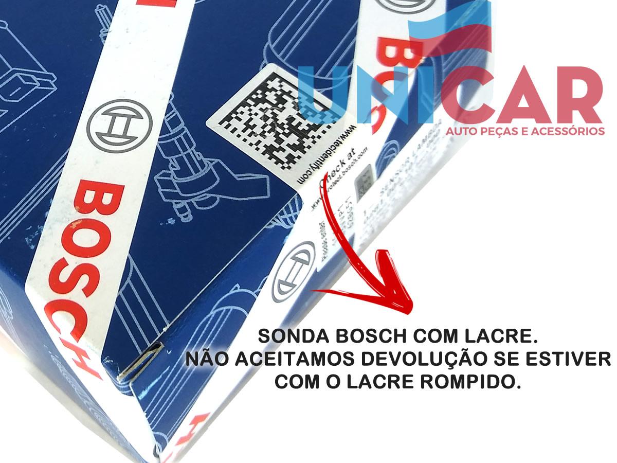 Sonda Lambda Pré Catalizador Bosch Jetta 2.0 2.5 0258010038  - Unicar