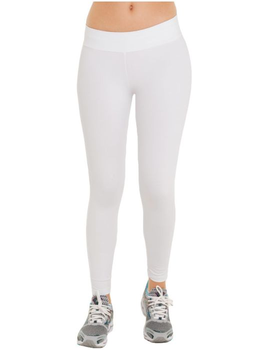 Calça Legging Viscose Lisa Feminina Adulto - 056