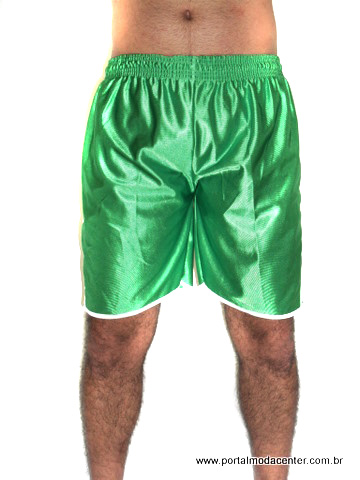 Short Nylon Masculino Adulto - 009
