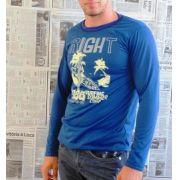Camisa Manga Longa PV Masc. Adulto GG - 849