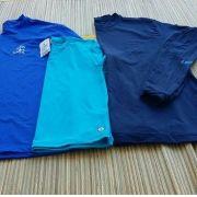 Camisa UV Masc./ Fem.  GG - 812A