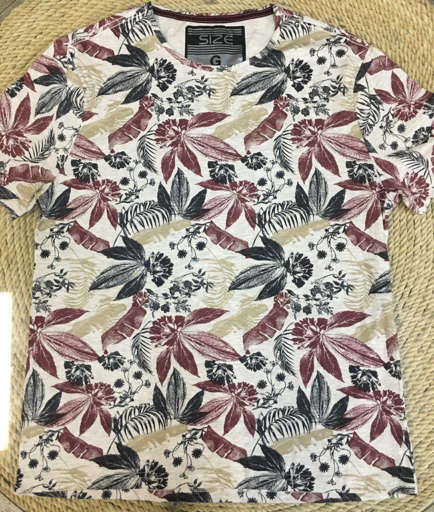 Blusa Estampada Mas-0000