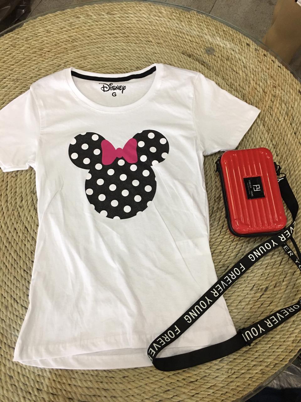Blusa Estampada Fem-0001