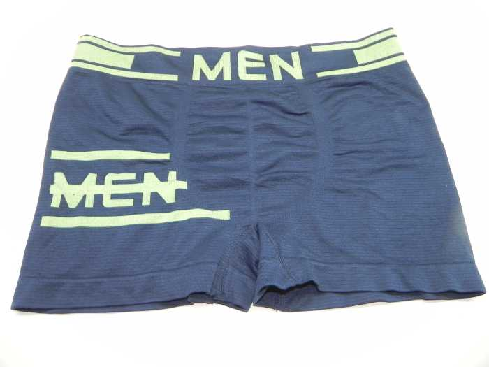 Cueca Box  Masc. Adulto -  627