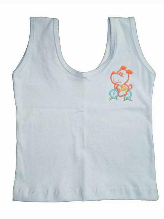 Kit De Camisetas Bordada Lila - 394