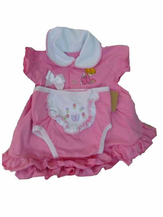 Kit Saída De Maternidade Feminina - 461