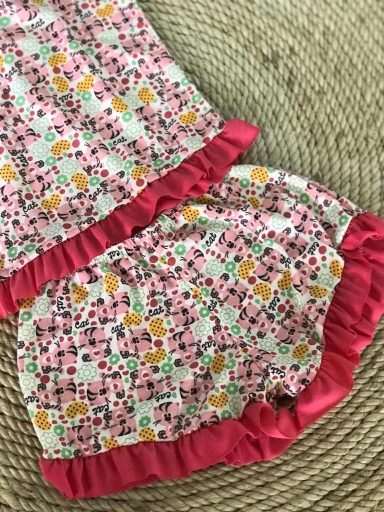 Pijama Infantil -1025