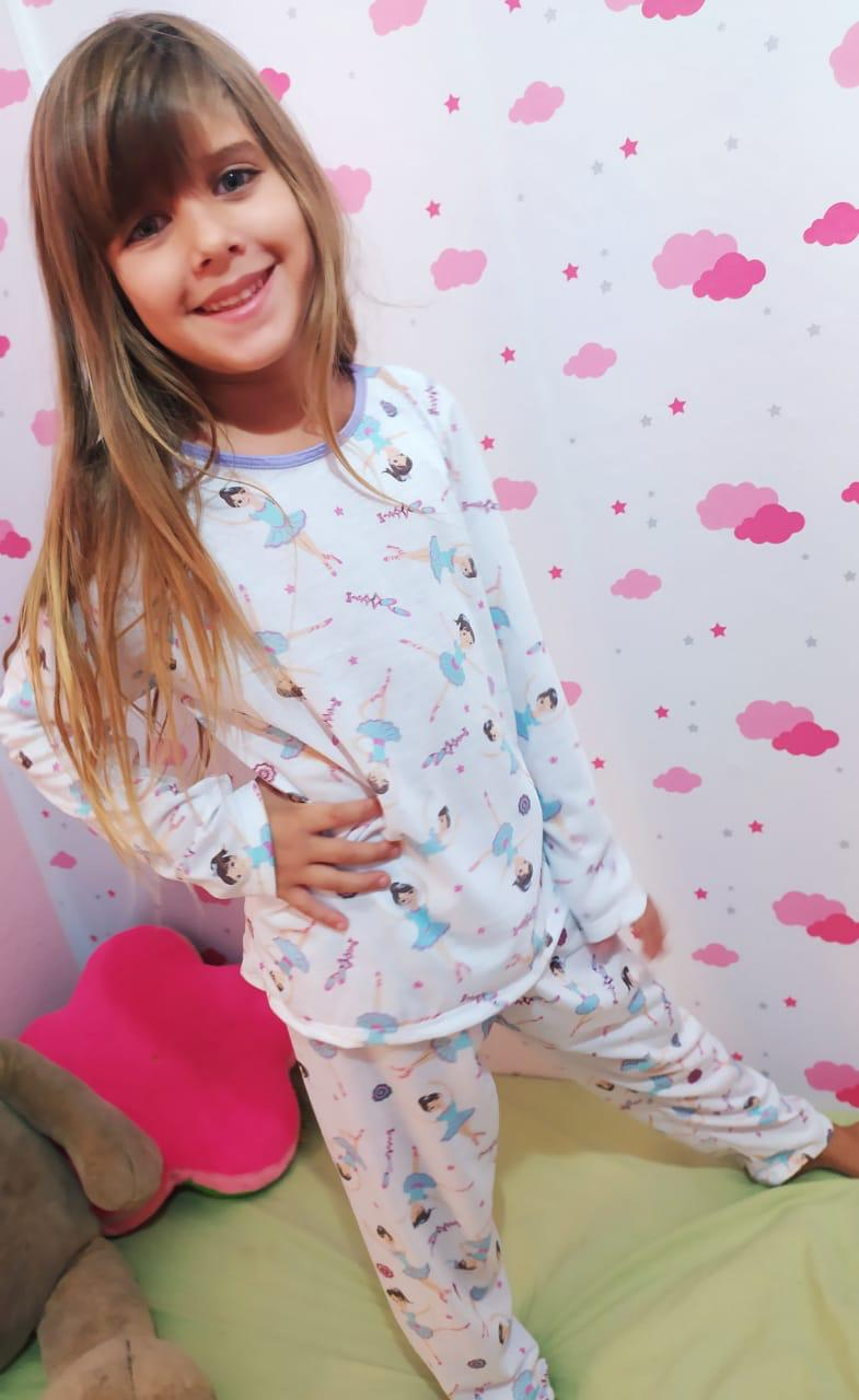 Pijama Infantil- 986