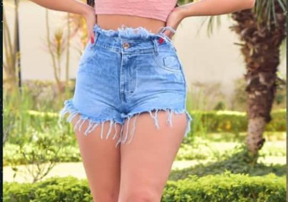 Short Jeans Fem-1010