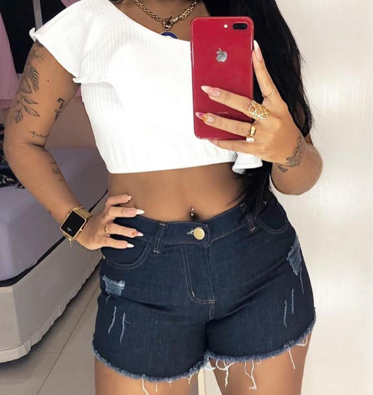 Short Jeans .Fem-438