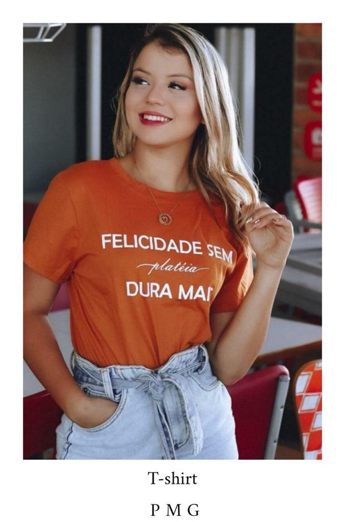 T-shirt Blogueira-2025