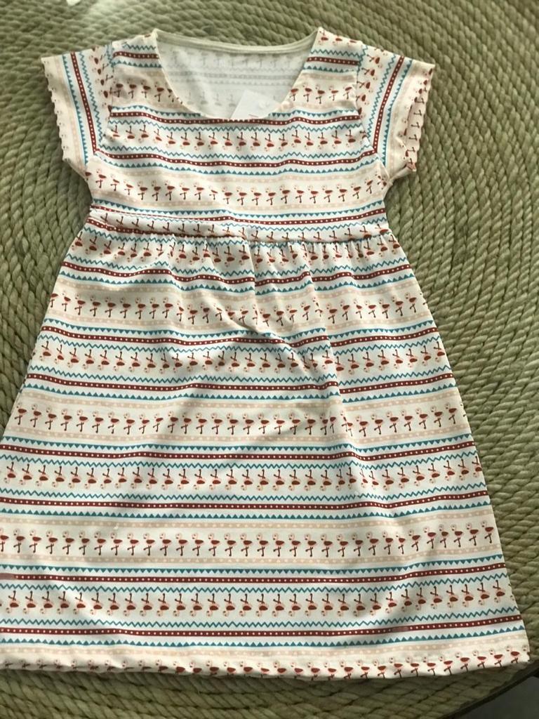 Vestido Inf-1702