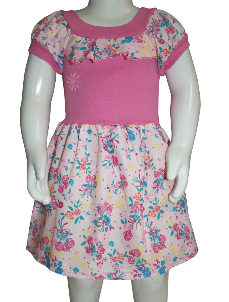 Vestido Thais Feminino Infantil - 114