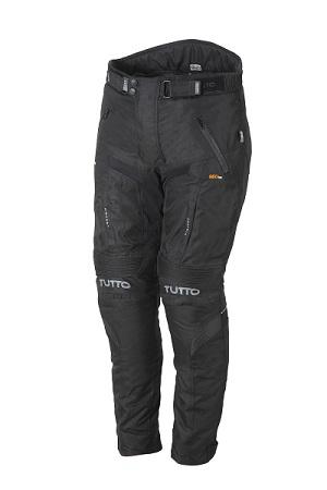 Calça Tutto Moto Pro Winter - Preto  - Motosports